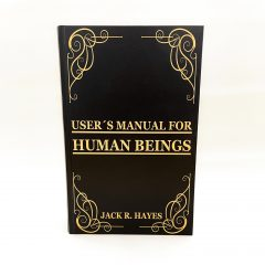 User's Manual For Human Beings Hardcover Front